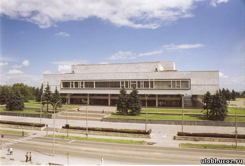 Музей-мемориал В.И. Ленина